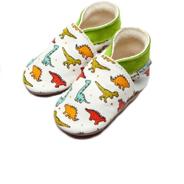 b430325e88b Inch Blue | Soft Leather Baby Shoes