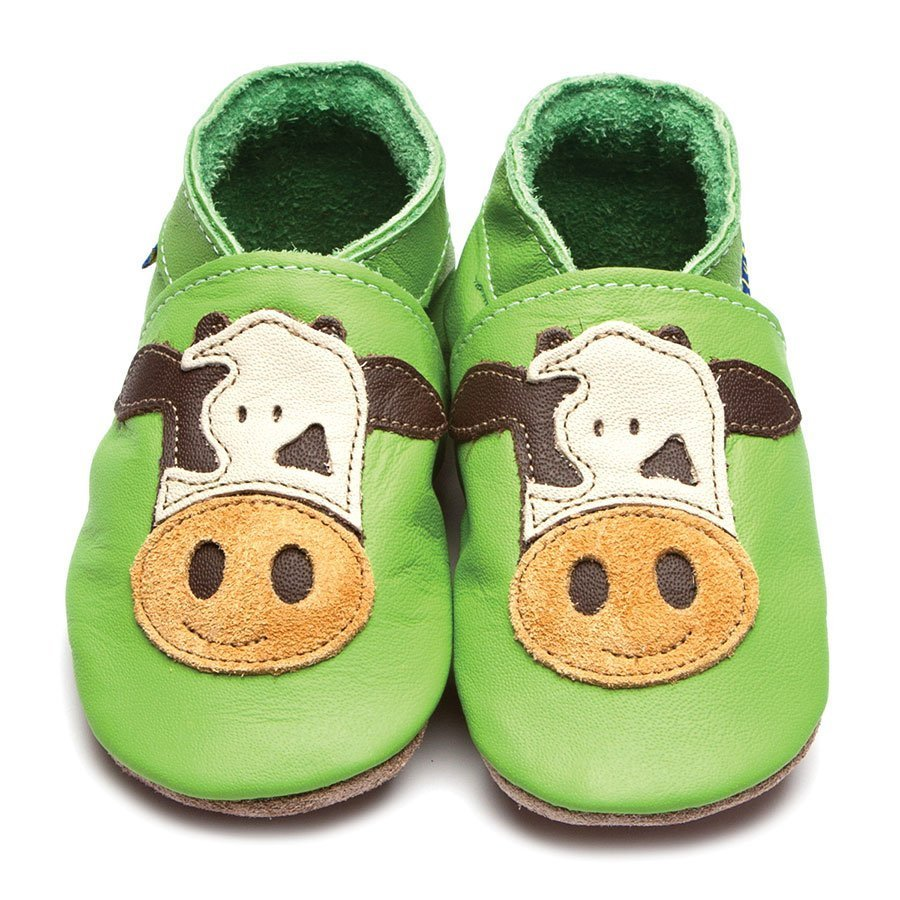 Cow Green/Tan