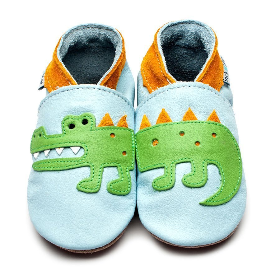 Crocodile Baby Blue