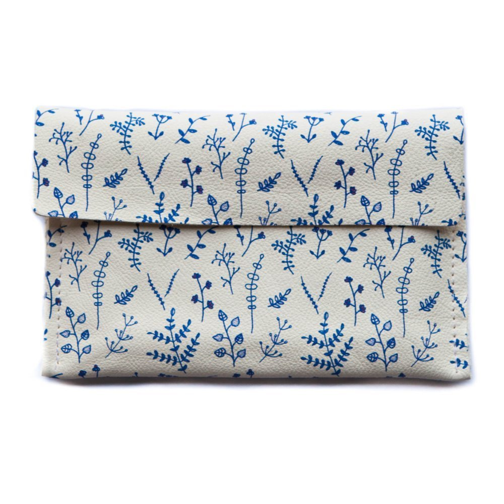 Kindle Pouch Botanical Ivory