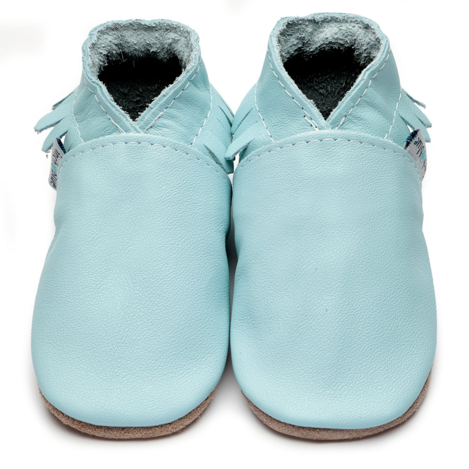 Moccasin Baby Blue