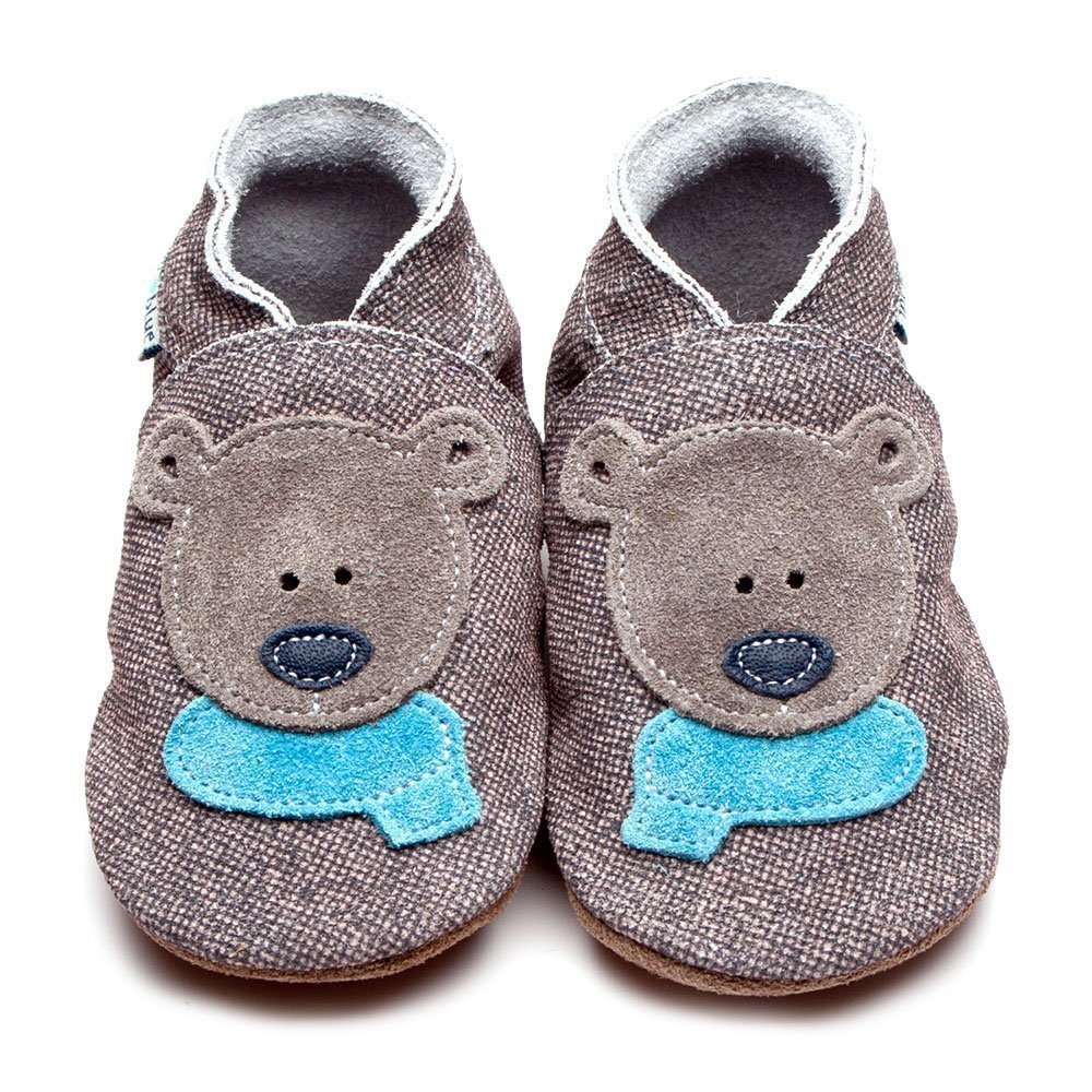 Bertie Bear Denim/Blue