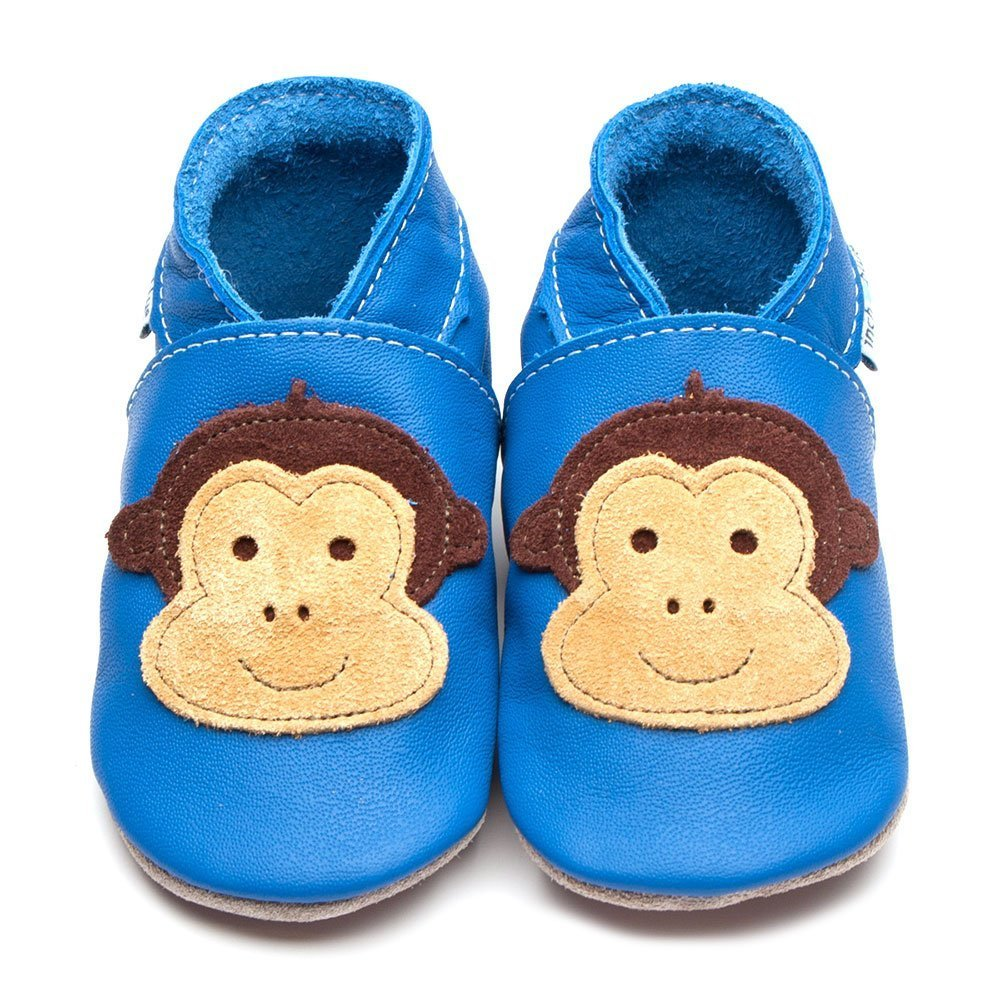 Cheeky Monkey Blue