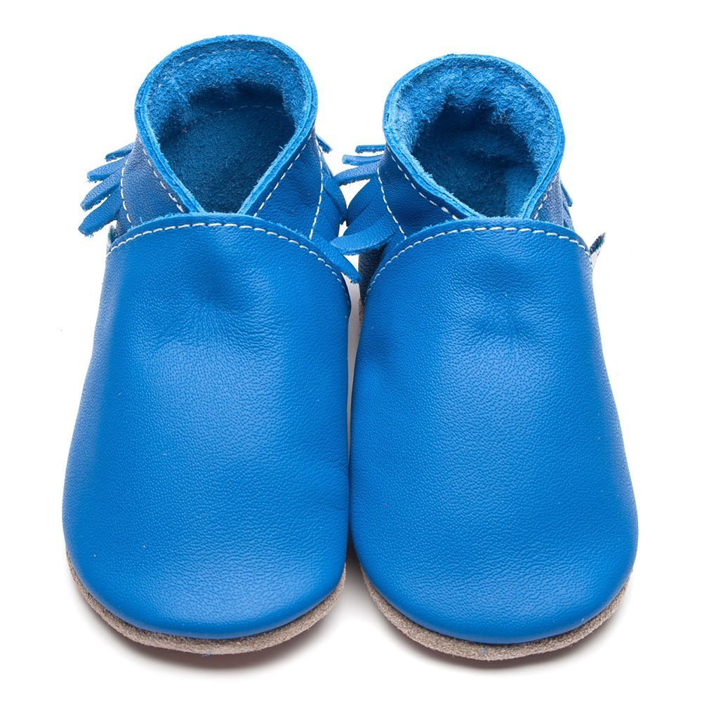 Moccasin Blue