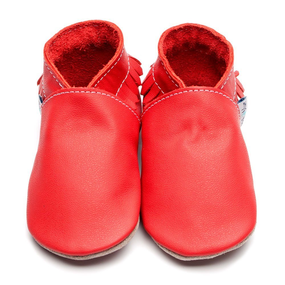 Moccasin Red