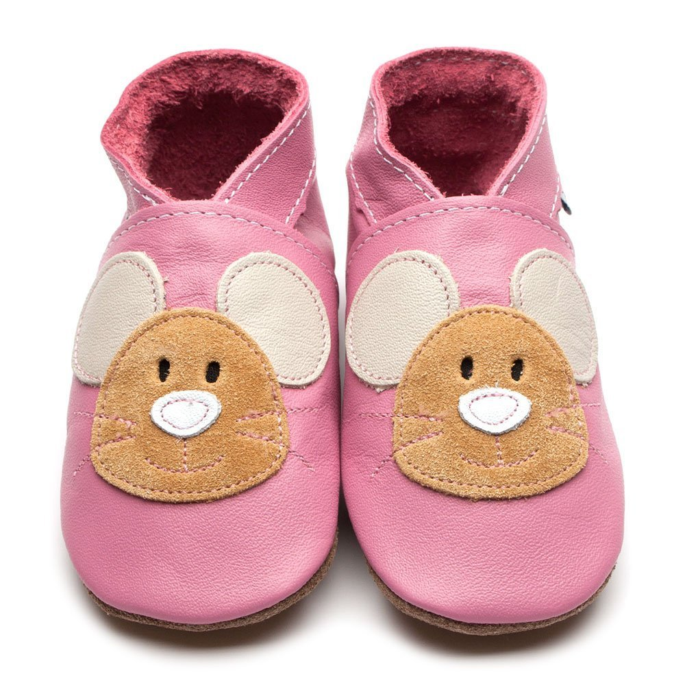 Squeak Rose Pink/Tan