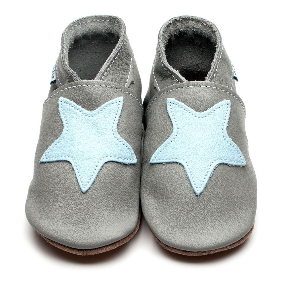 Starry Grey/Baby Blue