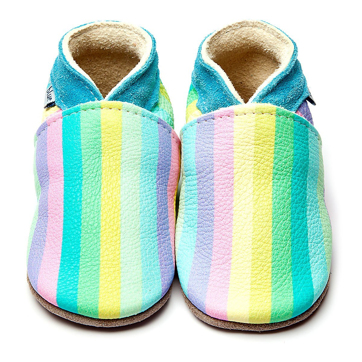 Stripes Pastel Rainbow