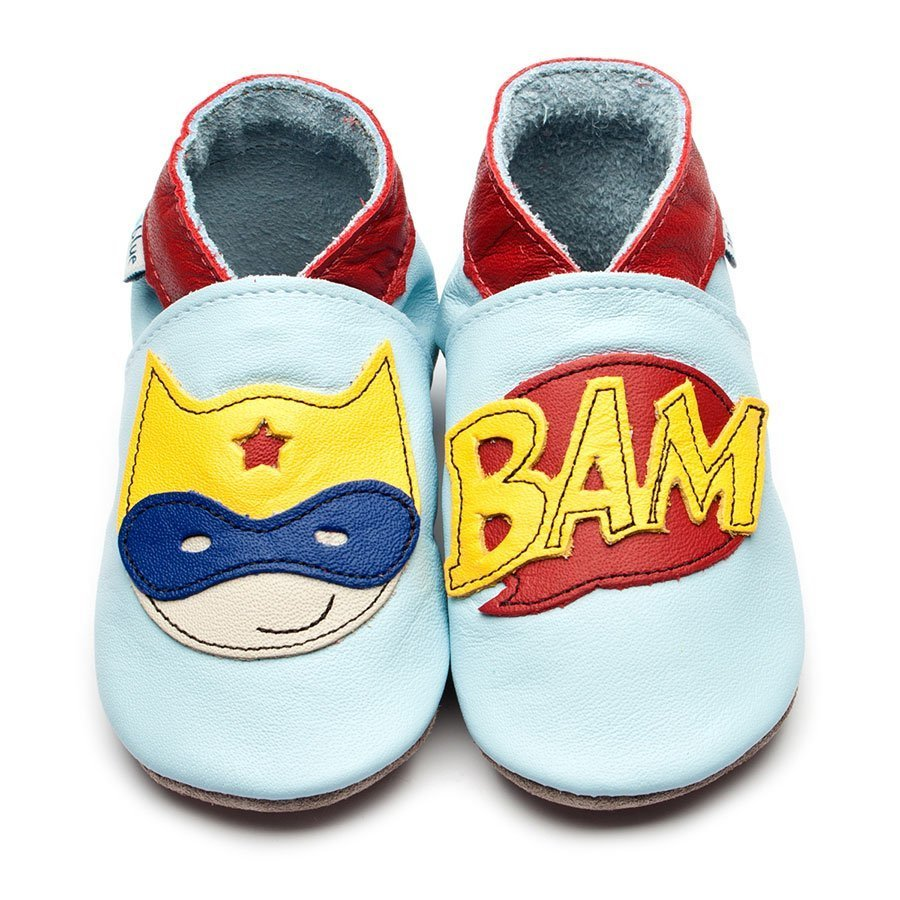 Superhero Baby Blue