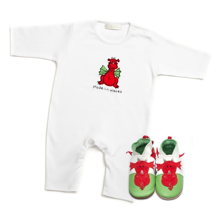 Welsh Dragon Giftset